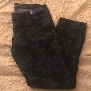 Old Navy Fashion Print Jeans